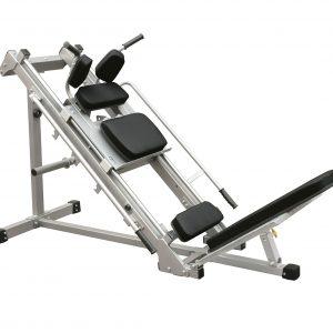 FAIZ GYM Supplies | Impulse IFLPHS Leg Press/ Hack Squat Machine