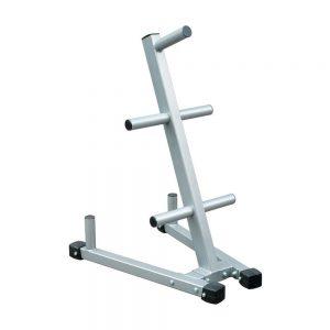 FAIZ GYM Supplies | Impulse IFPTO Olympic Plate Tree Rack