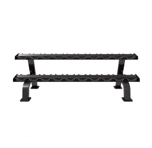 FAIZ GYM Supplies | Impulse SL7016 Dumbbell Rack