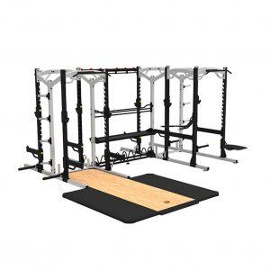 FAIZ GYM Supplies | Sterling Elite Rack